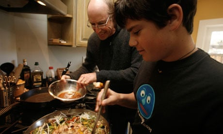 Michael Pollan: Why the family meal is crucial to civilisation