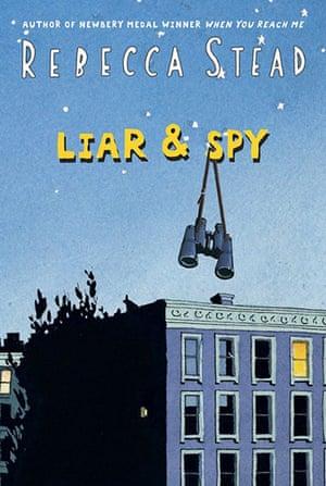 Children's fiction prize: Rebecca Stead's Liar & Spy