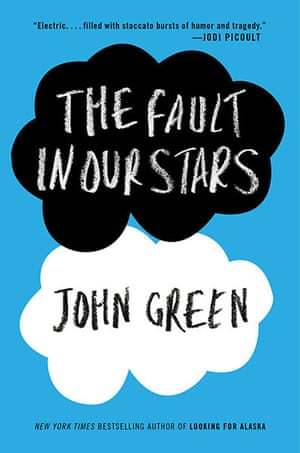 Children's fiction prize: John Green's The Fault in our Stars