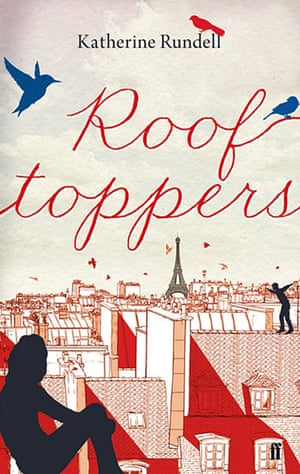 Children's fiction prize: Katherine Randell's Roof Toppers