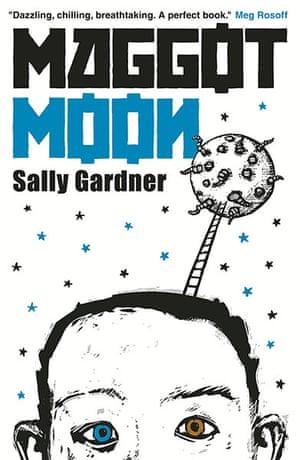 Children's fiction prize: Sally Gardner's Maggot Moon