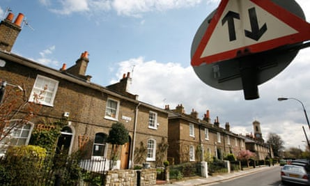 House prices up in London