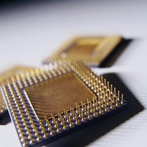 WGC gallery: WGC: Close-Up of Computer Chips
