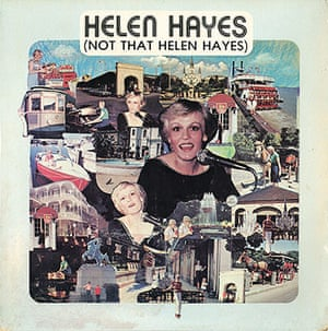 agoodlook2505: Helen Hayes album artwork