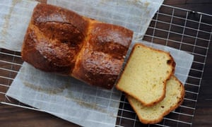 Dan Lepard's brioche loaf