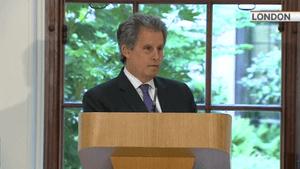 David Lipton of the IMF
