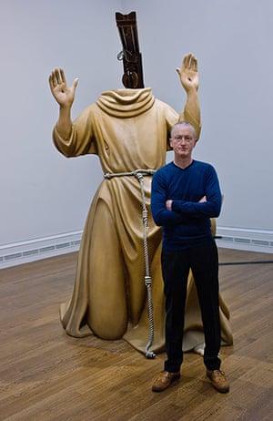 Michael Landy: Michael Landy with Saint Francis Lucky Dip