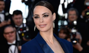 Berenice Bejo at the premiere of The Past at the Cannes festival. Photograph: Pascal Le Segretain/Getty Images