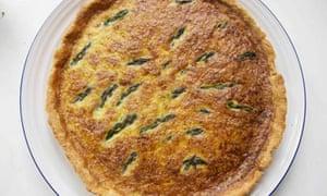 Felicity Cloake's perfect asparagus tart