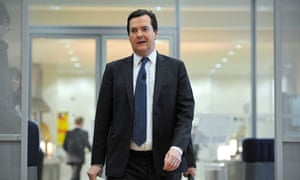 George Osborne at IMF conference
