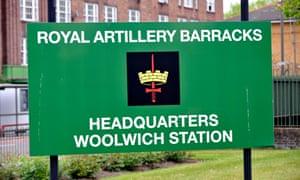 The Royal Artillery Barracks, Woolwich