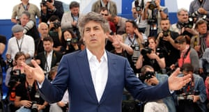 cannes photocalls: Director Alexander Payne poses during the photocall for his film Nebraska