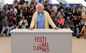 cannes photocalls: Actor Bruce Dern at the Nebraska photocall