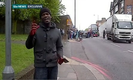 This suspect in the killing of a soldier in Woolwich has been identified as Michael Adebolajo