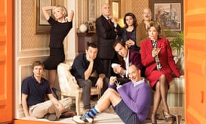 The cast of Arrested Development Season four