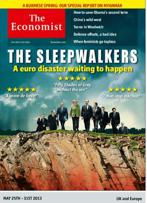 Economist front page, May 24 2013