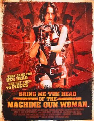 palmdawful: Bring Me The Head Of The Machine Gun Woman