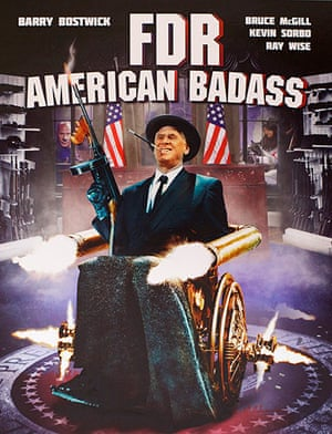 palmdawful: FDR American Badass