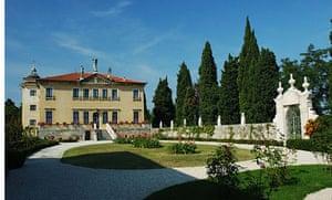 Villa Valmarana ai Nani Vicenza Veneto Italy