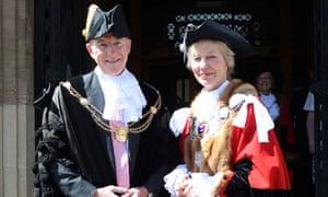 Mandelson installed as High Steward of Kingston Upon Hull