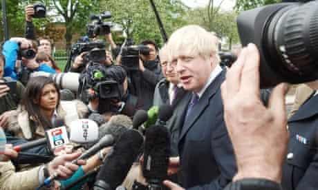 Boris Johnson in Woolwich