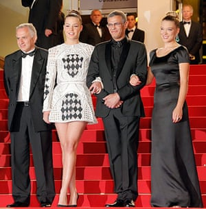 Cannes Red Carpet: Cannes Red Carpet