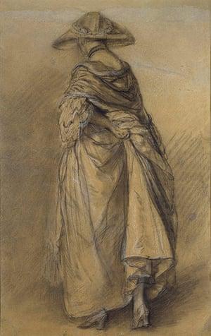 Ashmolean: Study of a Woman