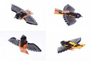 Lego Birds: North America: Buddy the Baltimore Oriole