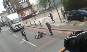 This new image of the murder in Woolwich has been submitted by Abechem to our GuardianWitness. Do you have any information, video footage or pictures from yesterday's incident? Submit your Eyewitness.