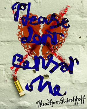Pussy Riot: Please Don't Censor Me  by Meadham Kirchhoff