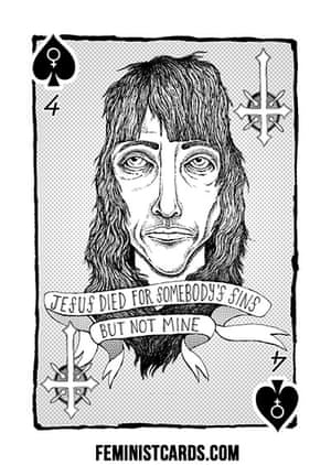 Pussy Riot: Patti Smith by Marissa Paternoster