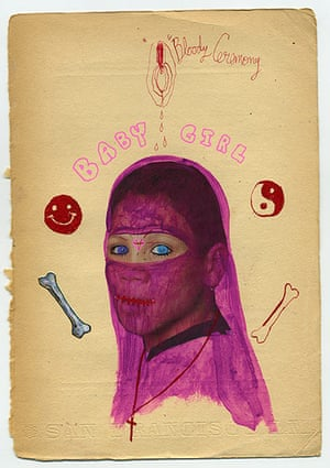 Pussy Riot: Baby Girl by Bianca Casady