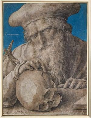 Old master drawings: Lucas van Leyden (1489/94-1533), St Jerome