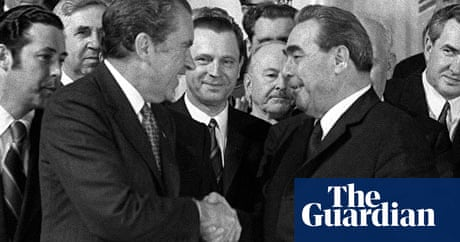 Nixon And Brezhnev Sign Historic Arms Treaty From The Archive May