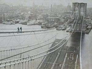 Brooklyn bridge builders