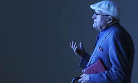 British artist David Hockney