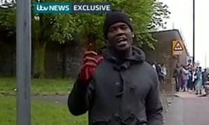 Woolwich suspect Michael Adebolajo