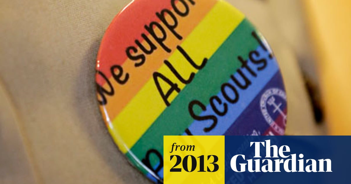 Boy Scouts decision to allow openly gay youth members