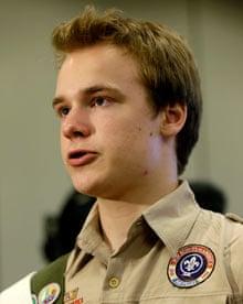 Boy Scouts Pascal Tessier