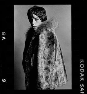 Eric Swayne at Proud: Mick Jagger, 1964
