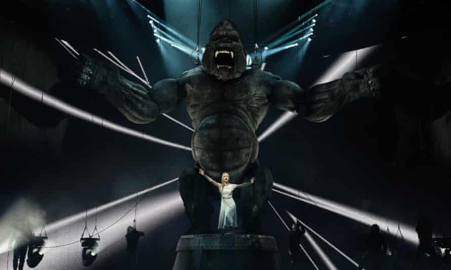 King Kong the musical