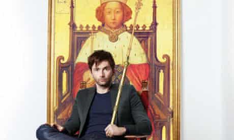 David Tennant, who will play Richard II