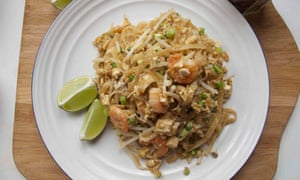 How To Make The Perfect Pad Thai Food The Guardian