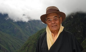 Kancha Sherpa, one of the few surviving veterans of the 1953 Mount Everest expedition