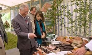 Prince Charles visits Baden-Wuerttemberg