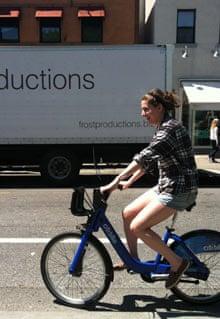 New York bike test