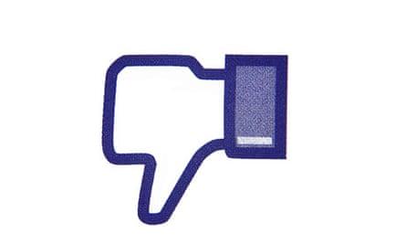 unlike button facebook