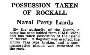 Rockall,1955