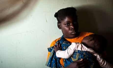 Adolescent girls Africa