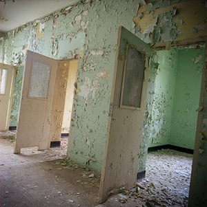 American Asylums: Greystone Park State Hospital. Morristown, NJ